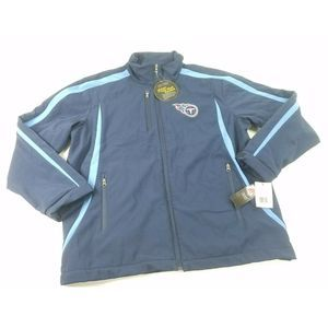 Tennessee Titans Soft Shell Bonded Jacket NFL